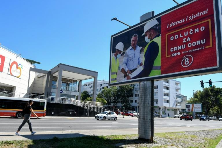 Montenegro votes with identity, economy at the fore