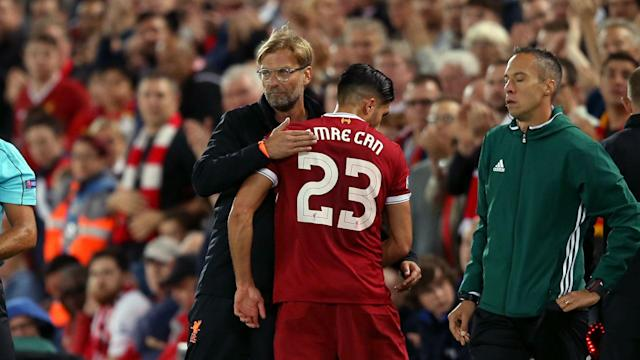Reports Emre Can is close to joining Juventus are of no concern to Liverpool boss Jurgen Klopp ahead of the Champions League final.