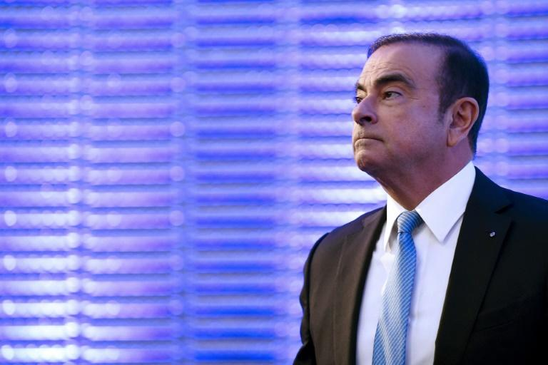 Carlos Ghosn jumped bail and fled to Lebanon in late December to avoid a Japanese trial