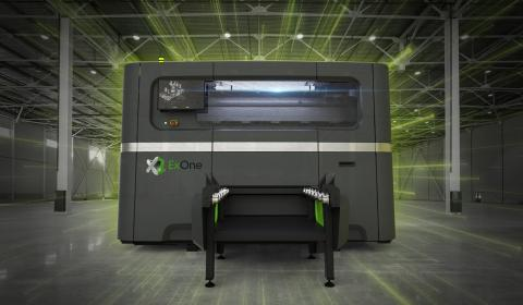 ExOne Introduces New X1 160PRO™ Metal 3D Printer for High-Volume Production of Quality Parts