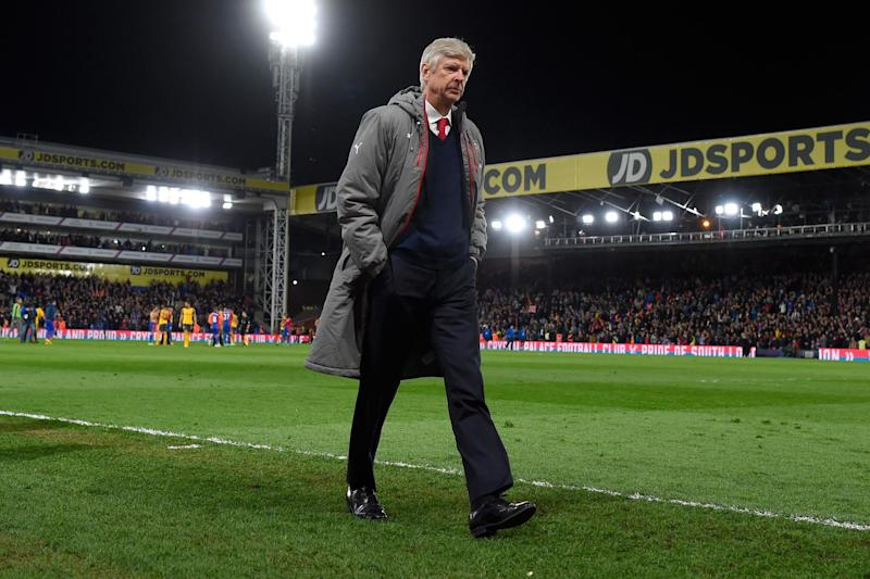Speculation | Arsene Wenger has not revealed if he intends to stay at Arsenal: Mike Hewitt/Getty Images