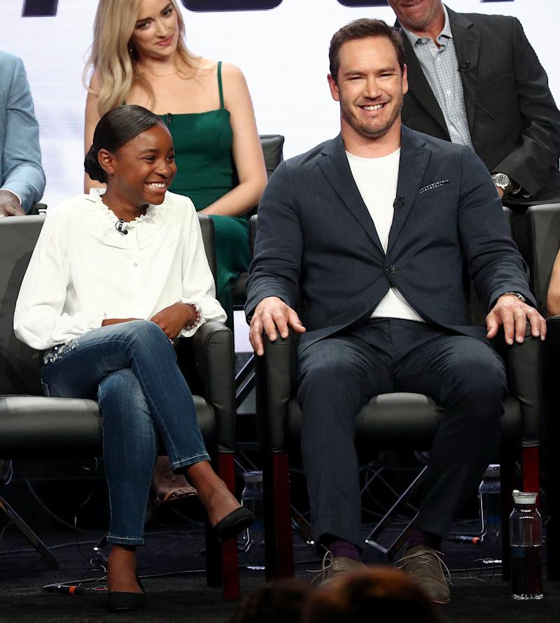 Mark-Paul Gosselaar says 'Saved By the Bell' cast earn no residuals because of 'bad deals'