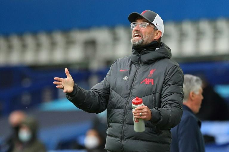 Klopp hails 'dominant' Liverpool after dramatic Merseyside derby