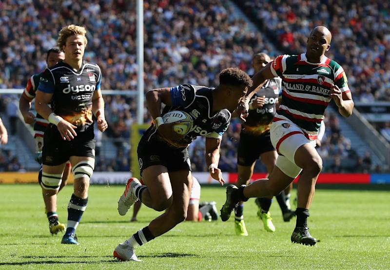Todd Blackadder was delighted with how Bath reacted to the early setbacks: Getty