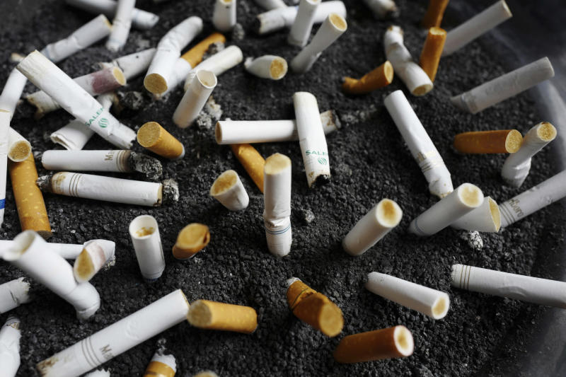 $13 a pack? NYC mayor wants highest cigarette prices in US