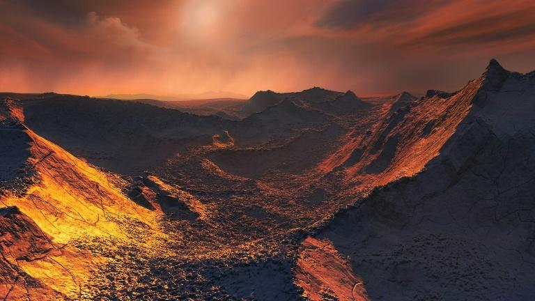 The planet, known for now as Barnard's Star b, is the second nearest exoplanet to Earth and orbits its host star once every 233 days