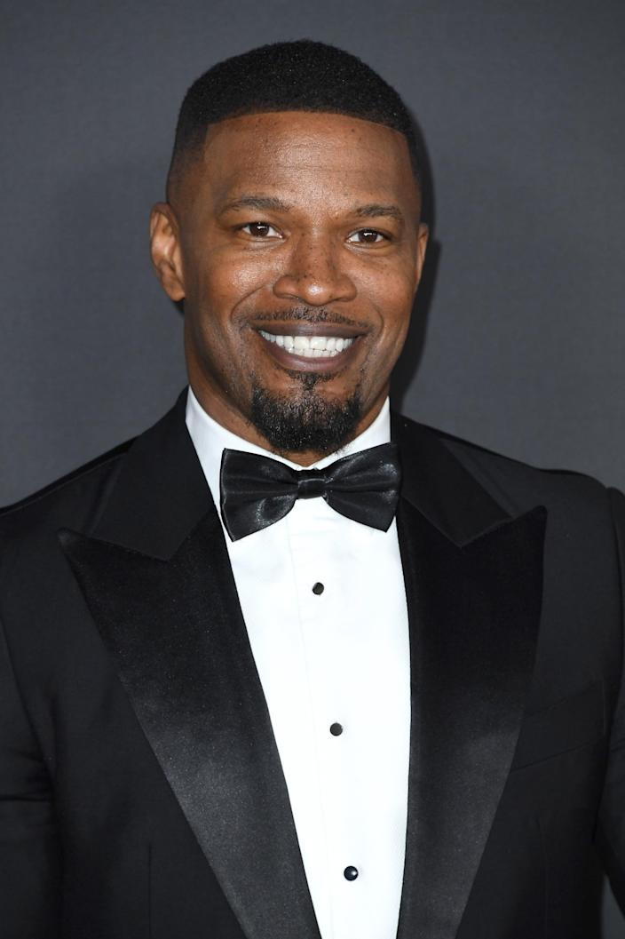 """<p>Back in October, <strong>The Hollywood Reporter</strong> broke the news that <a href=""""http://www.hollywoodreporter.com/heat-vision/spider-man-3-jolt-jamie-foxx-returning-as-electro-exclusive"""" class=""""link rapid-noclick-resp"""" rel=""""nofollow noopener"""" target=""""_blank"""" data-ylk=""""slk:Foxx would be reprising his role"""">Foxx would be reprising his role</a> as Electro. The mechanics of Foxx's return are still unclear, since he was last seen as the villain Electro in <strong>The Amazing Spider-Man 2</strong> back in 2014, where he faced off against Andrew Garfield's Spider-Man in a different universe than the current version.</p>"""