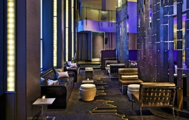 Location, style and service: the W New York ticks all the boxes of a great Big Apple hotel.