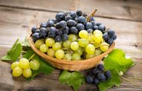 <p>Grapes can last a while in the fridge no matter how you store them, but there are a few things you might not be doing to ensure optimal freshness. For one, you should try and keep grapes away from items in your fridge that may give off an odor. The skin of grapes can easily pick up flavor and smells from nearby items. Additionally, you should store the grapes in the back of the fridge where the temperature is lower. This will slow their ripening process.</p>