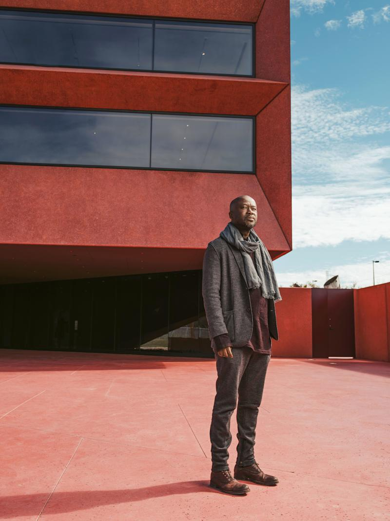 Its architect, David Adjaye.