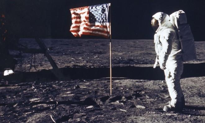 Don't believe everything you read and hear, because the Apollo 11 moon landing was definitely not faked.