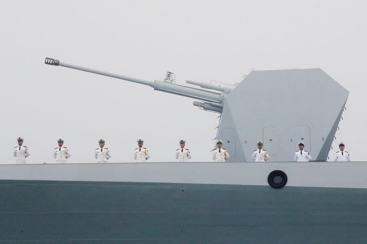 China Might Not Actually Be Able to Hold Its South China Sea Bases but That's Not the Point