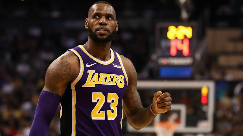 Lebron James Into Top Five Nba Scorers Five Quotes From League Legends On His Greatness