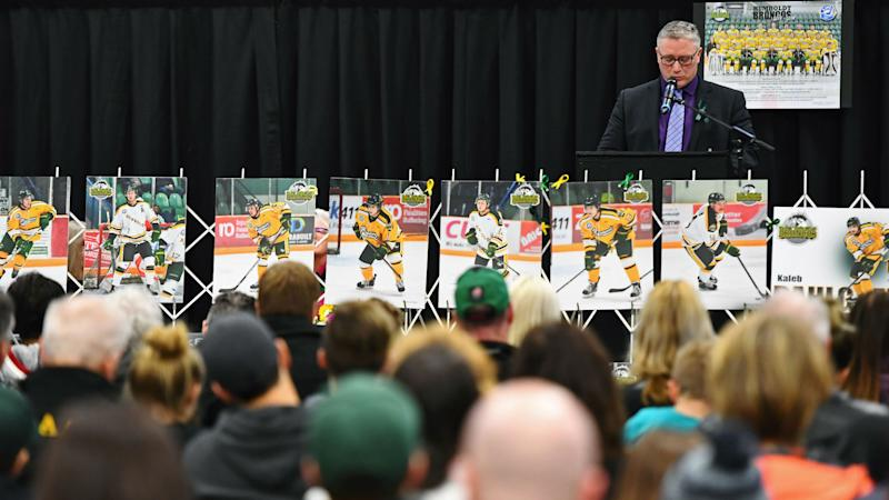 NHL Awards 2018: Humboldt team to reunite for first time to be honored