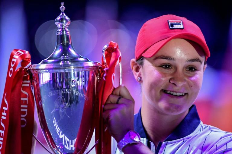 WTA Finals champion Ashleigh Barty now, eyes set on Fed Cup