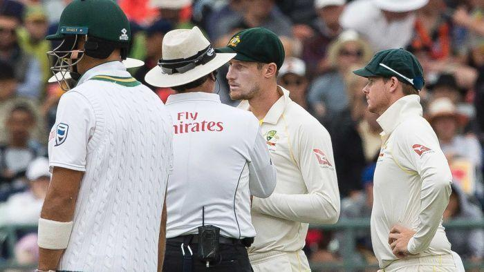 Cameron Bancroft was caught tampering the ball on 24 March 2018