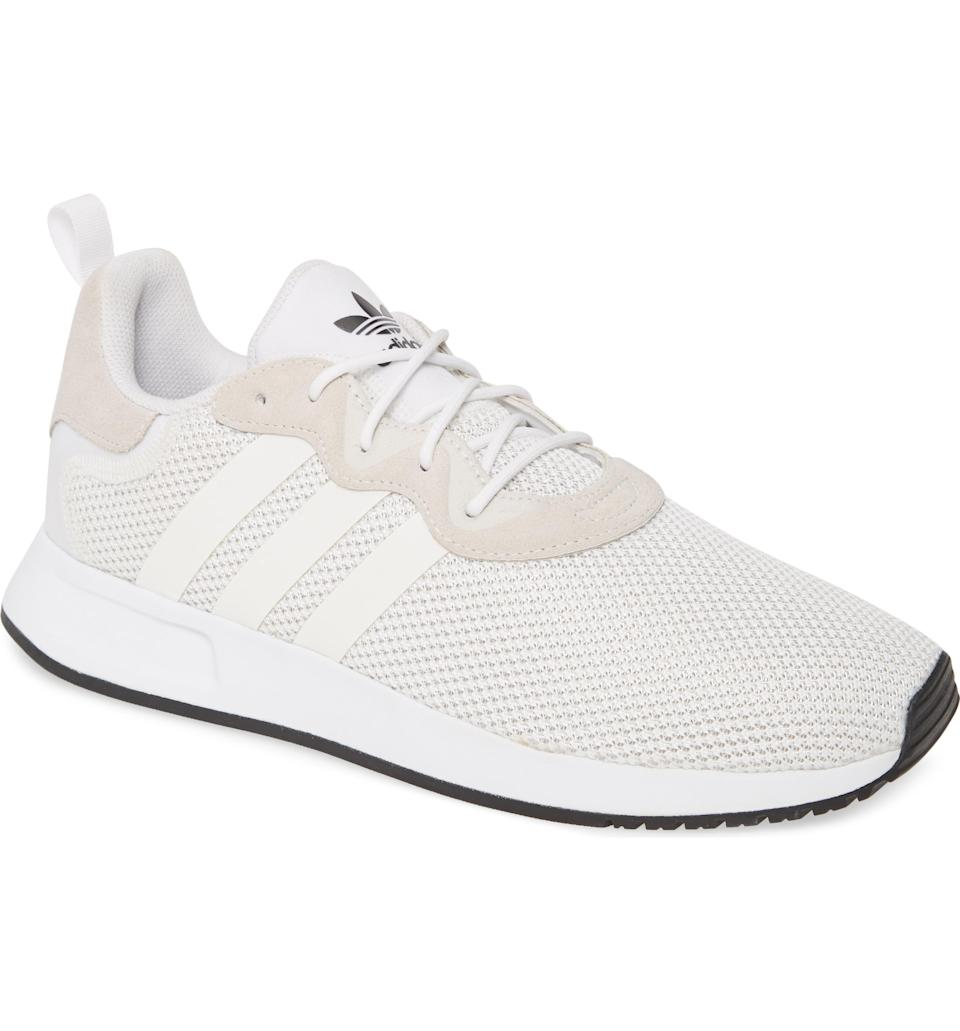 "<p><strong>Adidas</strong></p><p>nordstrom.com</p><p><strong>$85.00</strong></p><p><a href=""https://go.redirectingat.com?id=74968X1596630&url=https%3A%2F%2Fshop.nordstrom.com%2Fs%2Fadidas-xplr-2-sneaker-men%2F5619664&sref=https%3A%2F%2Fwww.esquire.com%2Fstyle%2Fmens-fashion%2Fg32437686%2Fnordstrom-stan-smith-adidas-sale%2F"" rel=""nofollow noopener"" target=""_blank"" data-ylk=""slk:Buy"" class=""link rapid-noclick-resp"">Buy</a></p>Soft EVA cushioning puts comfort under each step in a city sneaker topped with textured mesh and welded 3-Stripes angling up the sides."