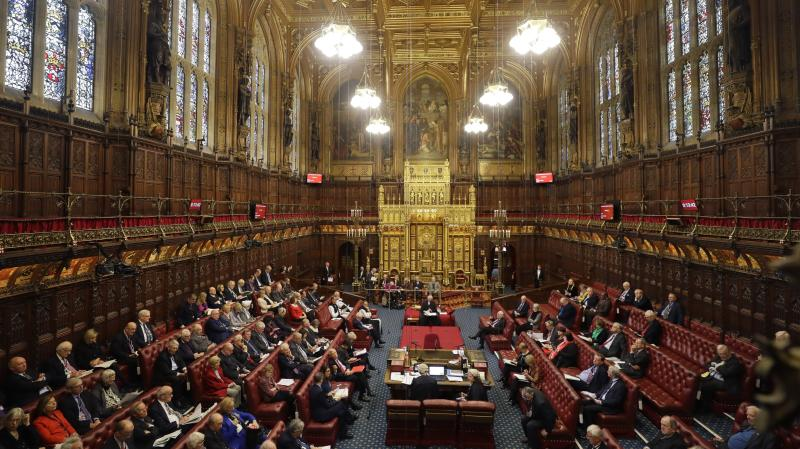 PM's Brexit deal suffers fourth defeat in Lords