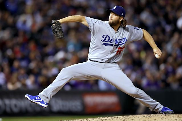 Clayton Kershaw can silence his critics this postseason. (Getty Images)