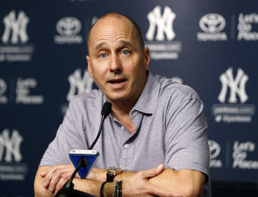 Cashman Yankees want to bring back Sabathia Happ