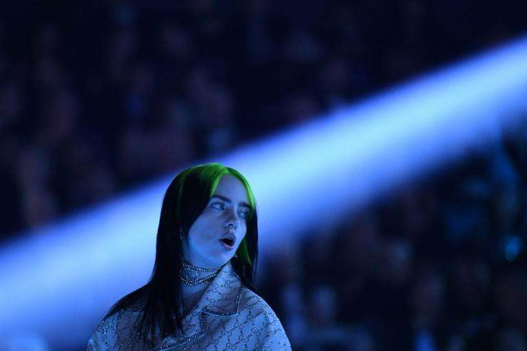 Billie Eilish is one of the many top stars in music set to perform at the Grammys