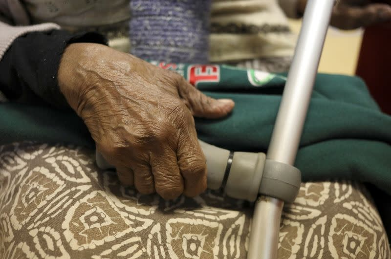 South Africa rolls out COVID-19 vaccines to the elderly