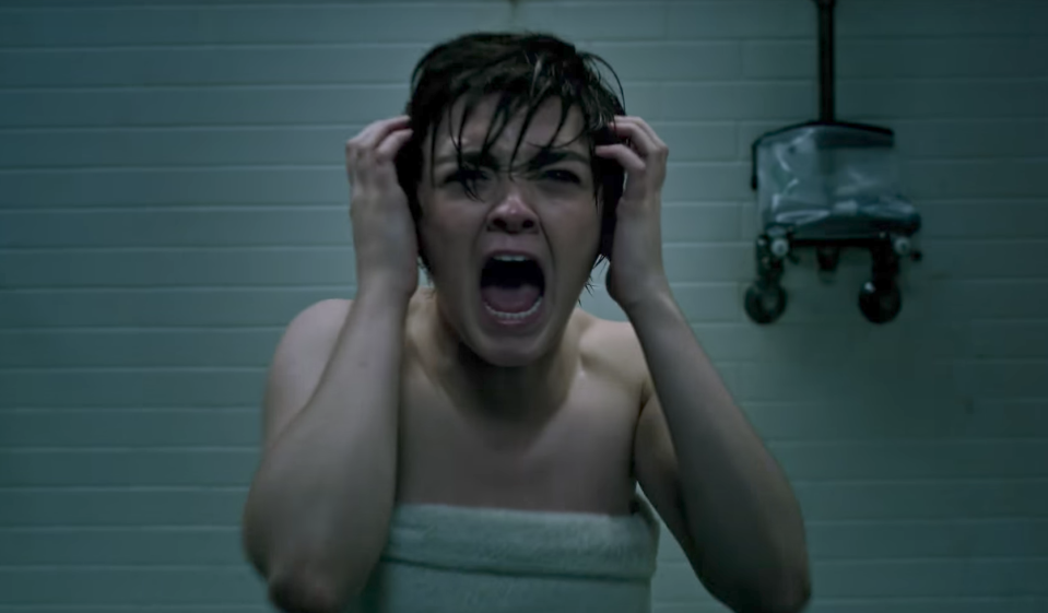 Maisie Williams in 'The New Mutants' (20th Century Fox)