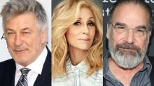 Alec Baldwin, Judith Light, Mandy Patinkin Shooting 'Stupid Happy'