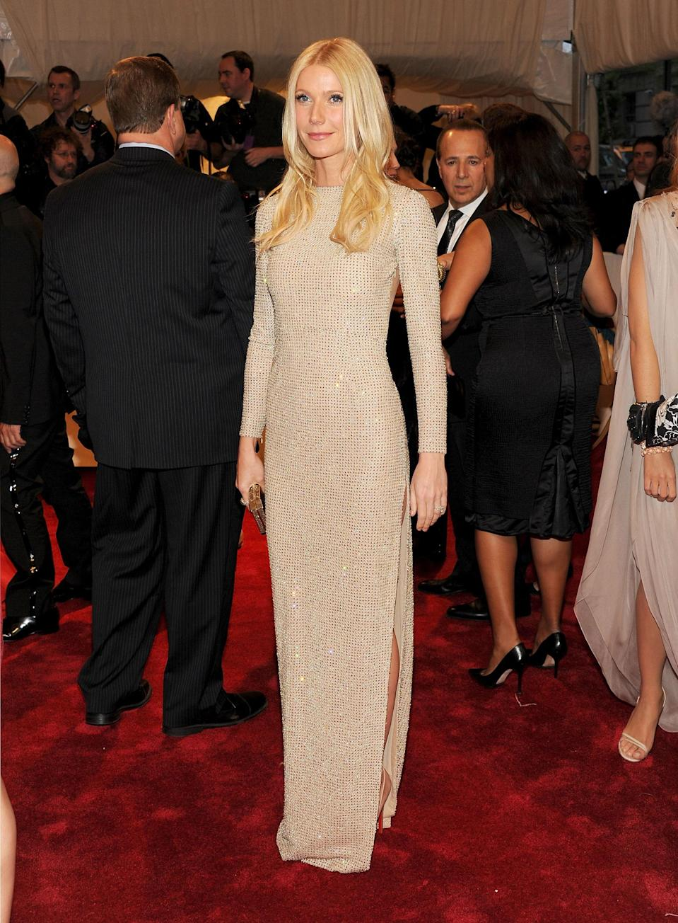 """<h1 class=""""title"""">Gwyneth Paltrow in Stella McCartney, 2011</h1><cite class=""""credit"""">Photo: Getty Images</cite>"""