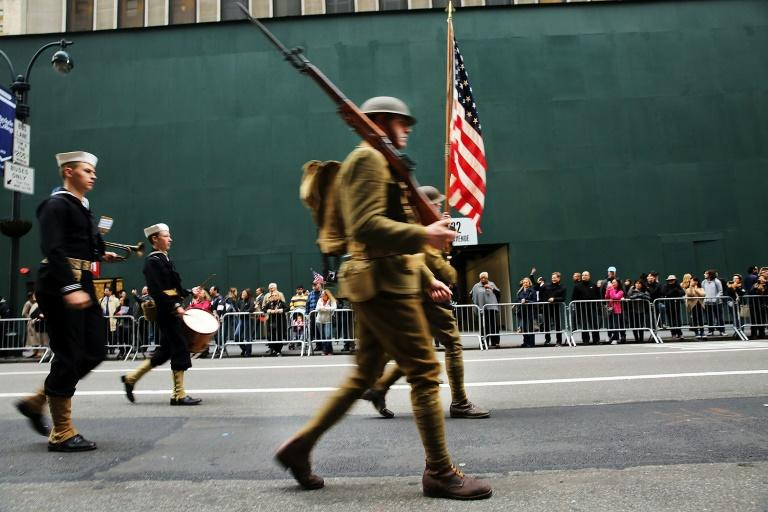 When America entered WWI, a century ago this week, its industrial might and vast manpower tipped the balance of the conflict and marked its own emergence as a global power