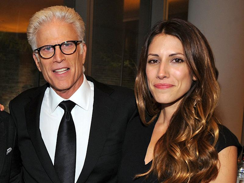 Ted Danson and Kate Danson attend the 2012 GQ Gentlemen's Ball presented by LG, Movado, and Nautica on October 24, 2012 in New York City.