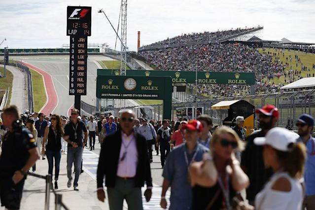 Miami race could dilute US F1 fanbase - Austin