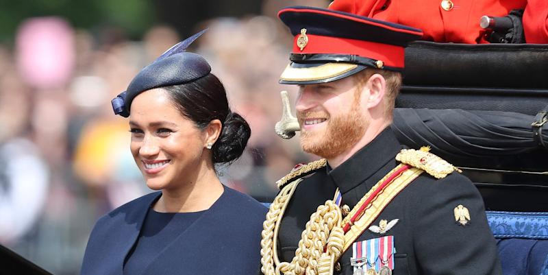 Meghan Markle steals the show at baseball in London