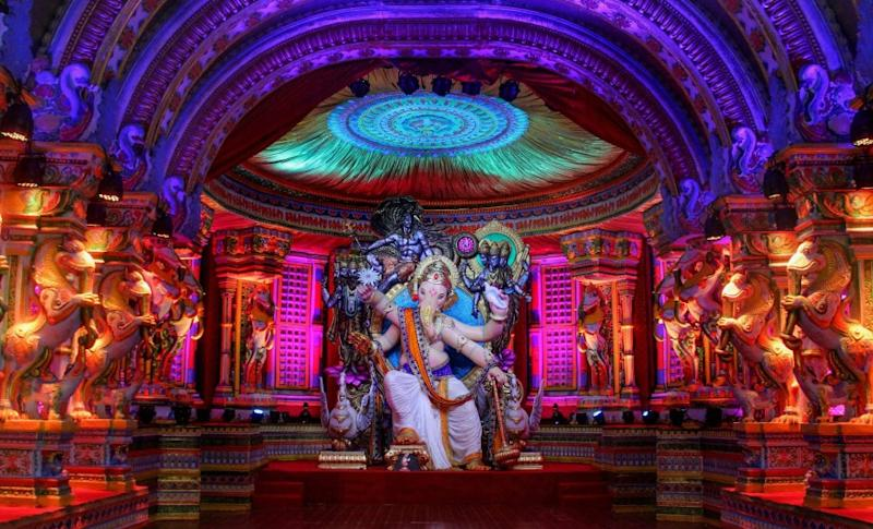 First time in its 86-year history, the famed and iconic Lalbaugcha Raja will not be installed during the upcoming 11-day Ganeshotsav, official sources in Mumbai. (Image: PTI)