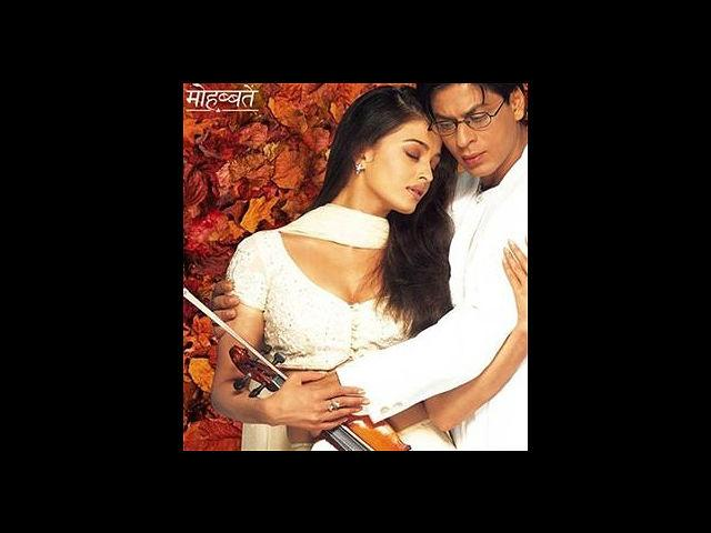 """<b>2. Mohabbatein</b><br>Mohabbatein is one of the most romantic movies of all time. It is brimming with dialogues which reflect love in all its beauty, vivacity, passion and ardor. One such dialogue is- <br>""""Mohabbat bhi zindagi ki tarah hoti hai, har mod aasaan nahin hota, har mod par khushi nahin milti, par jab hum zindagi ka saath nahin chhorte, to mohabbat ka saath kyon chhorein."""""""