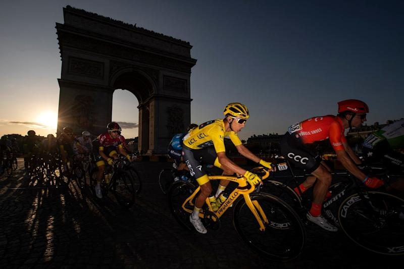 Cycling: Tour de France Teams to be Expelled for Two Covid-19 Positives in Entourage