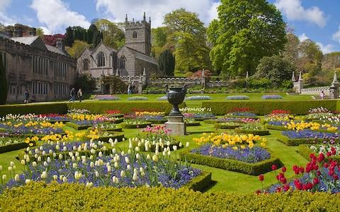 Lanhydrock House - Credit: P A Thompson