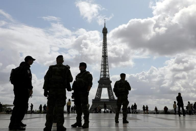 Counterterror probe in Paris attempted attack