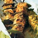 "<p>Coating pieces of swordfish in breadcrumbs adds a little bit of crunch on these kebabs.</p><p>Get the recipe from <a href=""https://www.delish.com/cooking/recipe-ideas/recipes/a2504/grilled-swordfish-kabobs-recipe-7657/"" rel=""nofollow noopener"" target=""_blank"" data-ylk=""slk:Delish"" class=""link rapid-noclick-resp"">Delish</a>.</p>"
