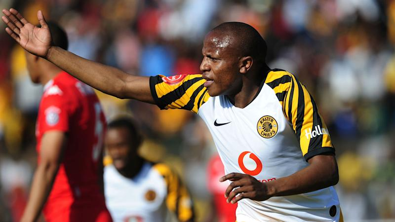 Let's try and achieve the goals we set for ourselves - Manyama's reminder to Kaizer Chiefs teammates