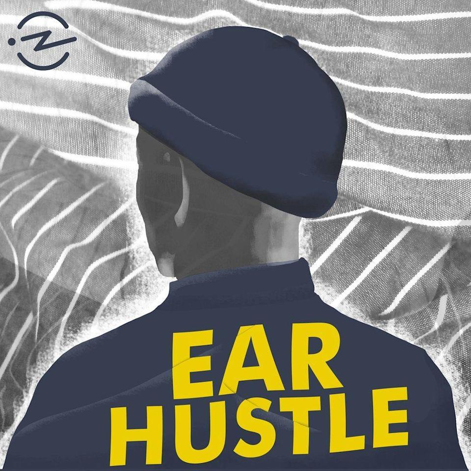 """<p><em>Ear Hustle</em> is something of a miracle. The San Quentin State Prison-produced podcast, which was nominated for a Pulitzer this year, brings listeners into the reality of incarceration and connects them to the voices of those captured within the system. Hosts Earlonne Woods and Antwan Williams, both of whom were recently released, discuss life post-incarceration, while host Rahsaan """"New York"""" Thomas reports from on the ground in San Quentin. Episodes cover the many realities of life in prison, from dating to aging, and much more.</p><p><a class=""""link rapid-noclick-resp"""" href=""""https://www.earhustlesq.com/"""" rel=""""nofollow noopener"""" target=""""_blank"""" data-ylk=""""slk:Listen Now"""">Listen Now</a></p>"""