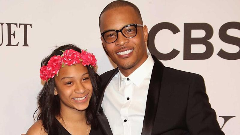 T.I.'s Daughter Unfollows Him on Social Media After His Comments Regarding Her Virginity