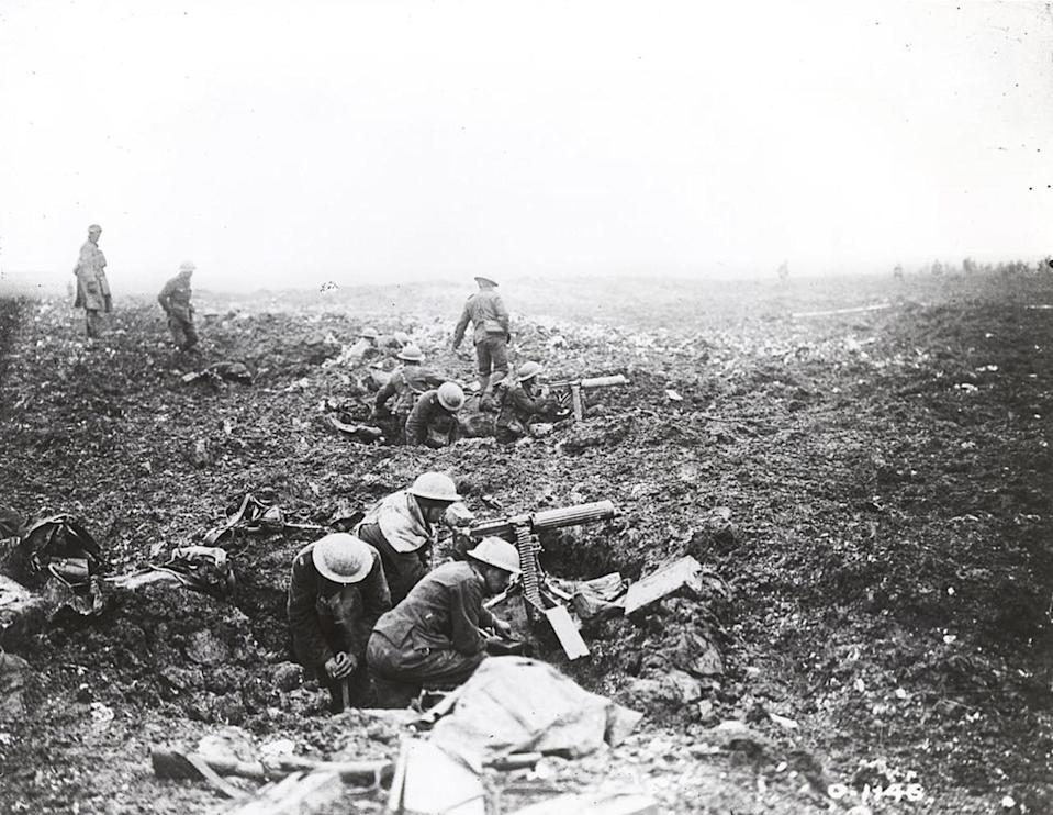 How the weather helped (and hindered) at Vimy Ridge