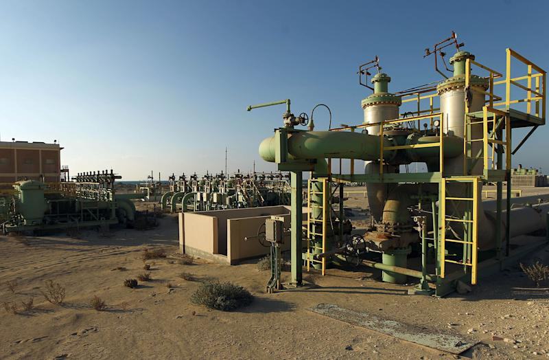 Libya's Haftar Takes Control of Country'sLargest Oil Field