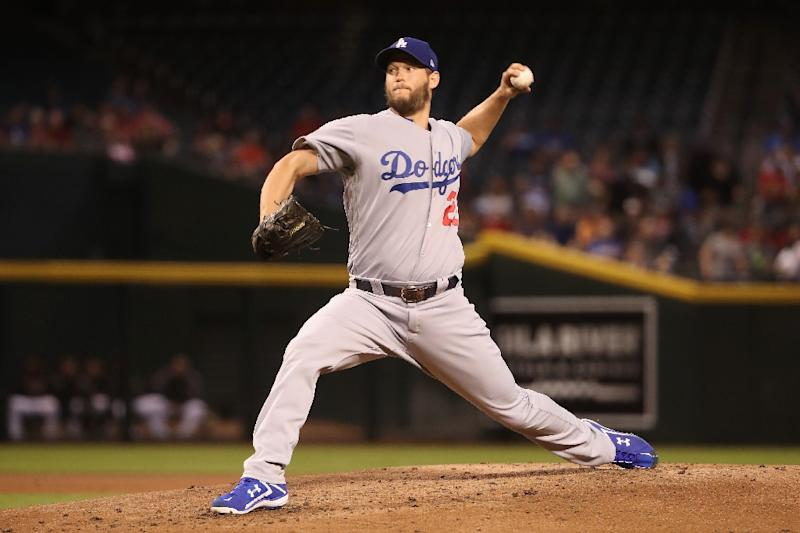 Dodgers Place Clayton Kershaw on DL With Biceps Injury