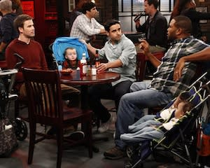 NBC Orders More Guys With Kids Episodes