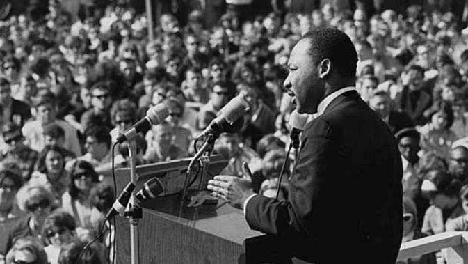 Martin Luther King (Creative Commons)