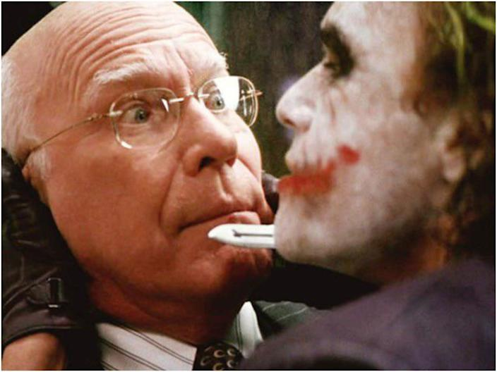 Senator Patrick Leahy The Dark Knight