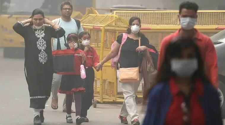 Schools in Delhi-NCR to remain shut for next two days due to spike in pollution levels