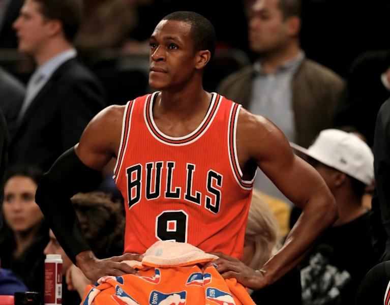 The Chicago Bulls ended a five-game losing streak with a 115-109 win over the Hornets after Rajon Rondo's 20-point haul, at Spectrum Center in Charlotte, North Carolina, on March 13, 2017